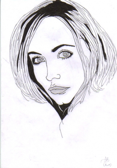 Emmanuelle Béart by Alex2B